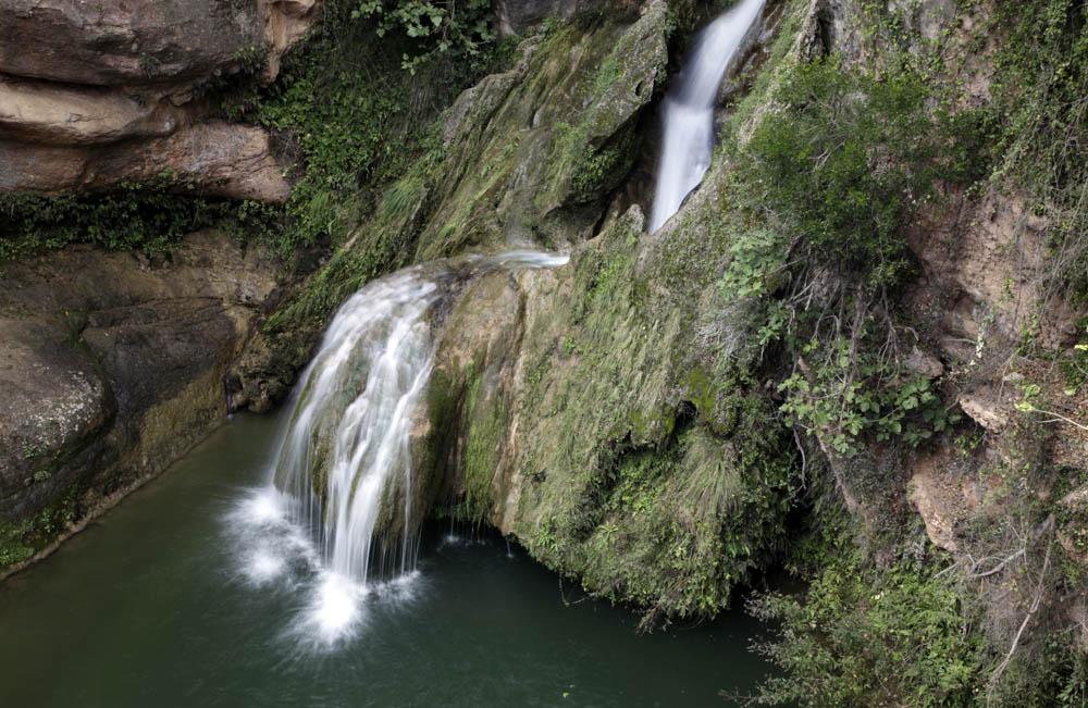 Neteja de tardor a la Vall del riu Glorieta (Alcover - Mont-ral)