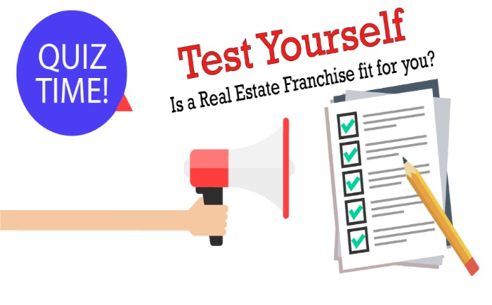 Real Estate Franchise Test