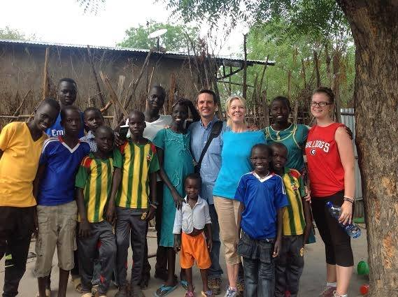 Our Work in South Sudan