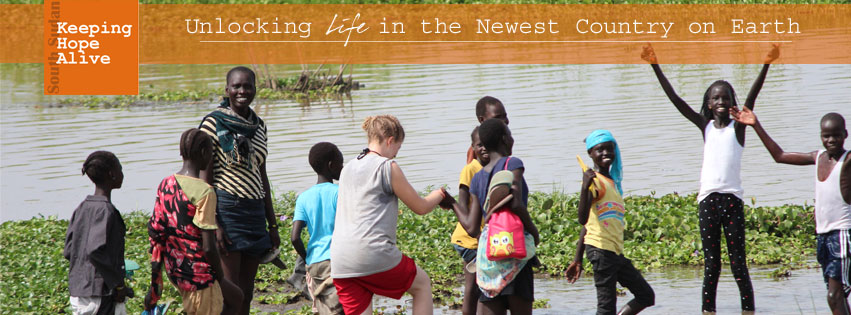 Keeping Hope Alive South Sudan