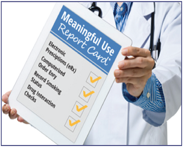 Meaningful Use Report Card