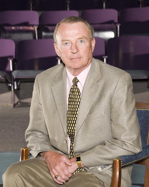 Dr. Gerry Shields, Distinguished Scholar Award