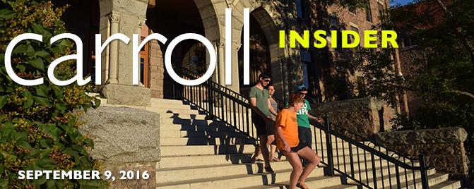 Carroll Insider Banner