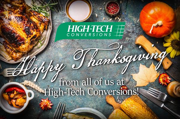 High-Tech Conversions