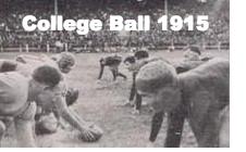 College ball 1915