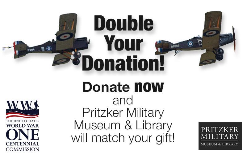 Double Donation