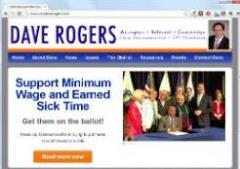 Dave's new website