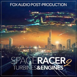 Space Racer 2 - Turbines & Engines