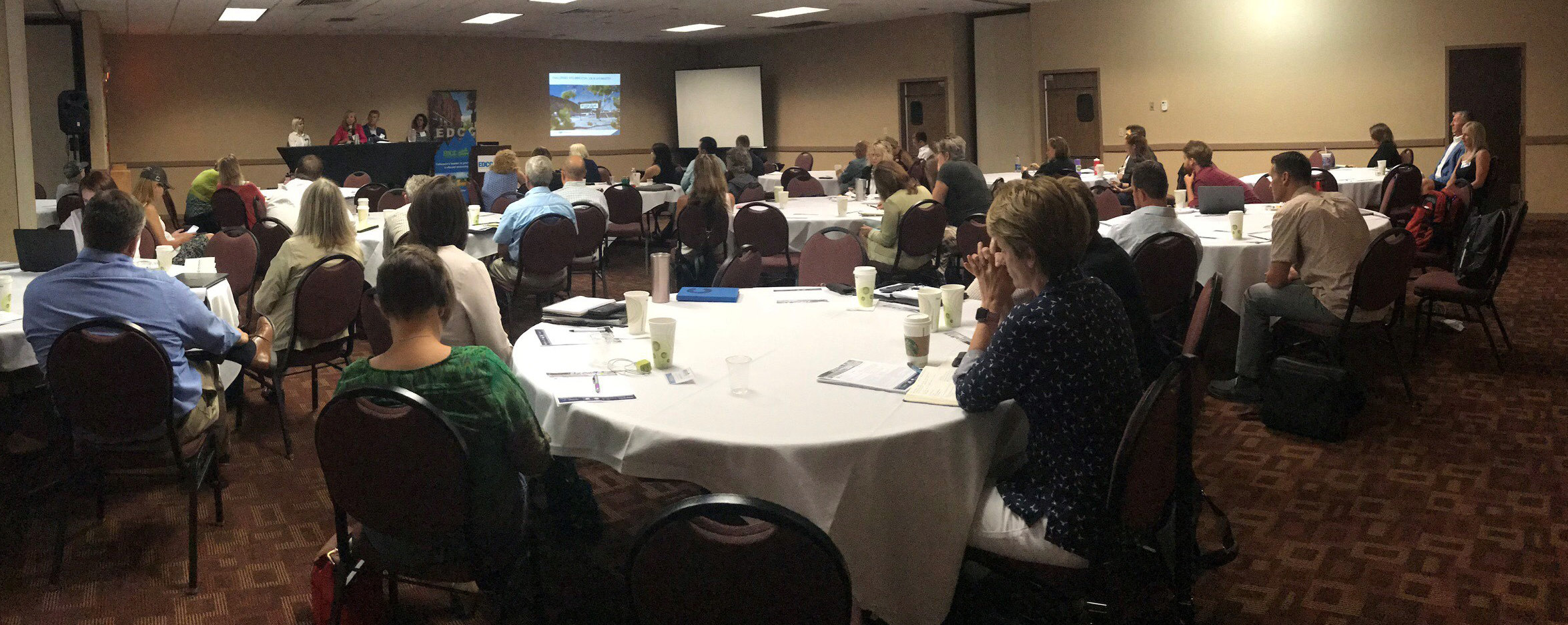 EDCC Holds Regional Economic Development Forum in NW, CO