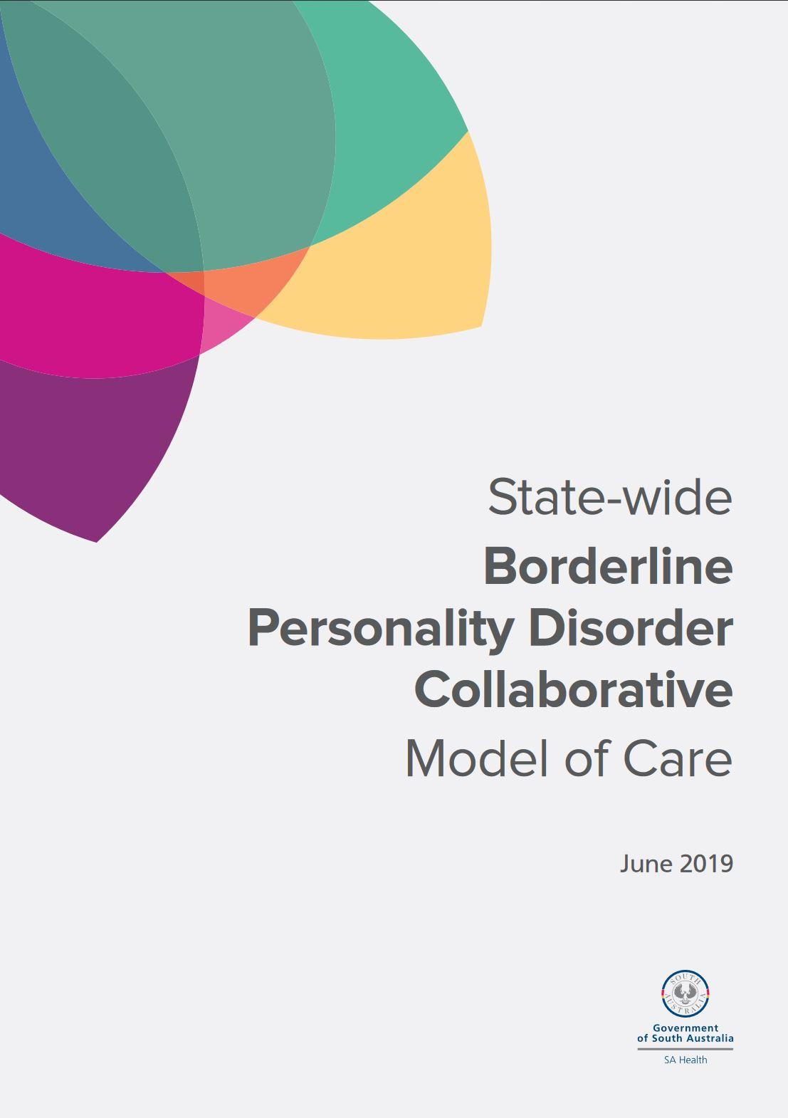 BPD Co Model of Care