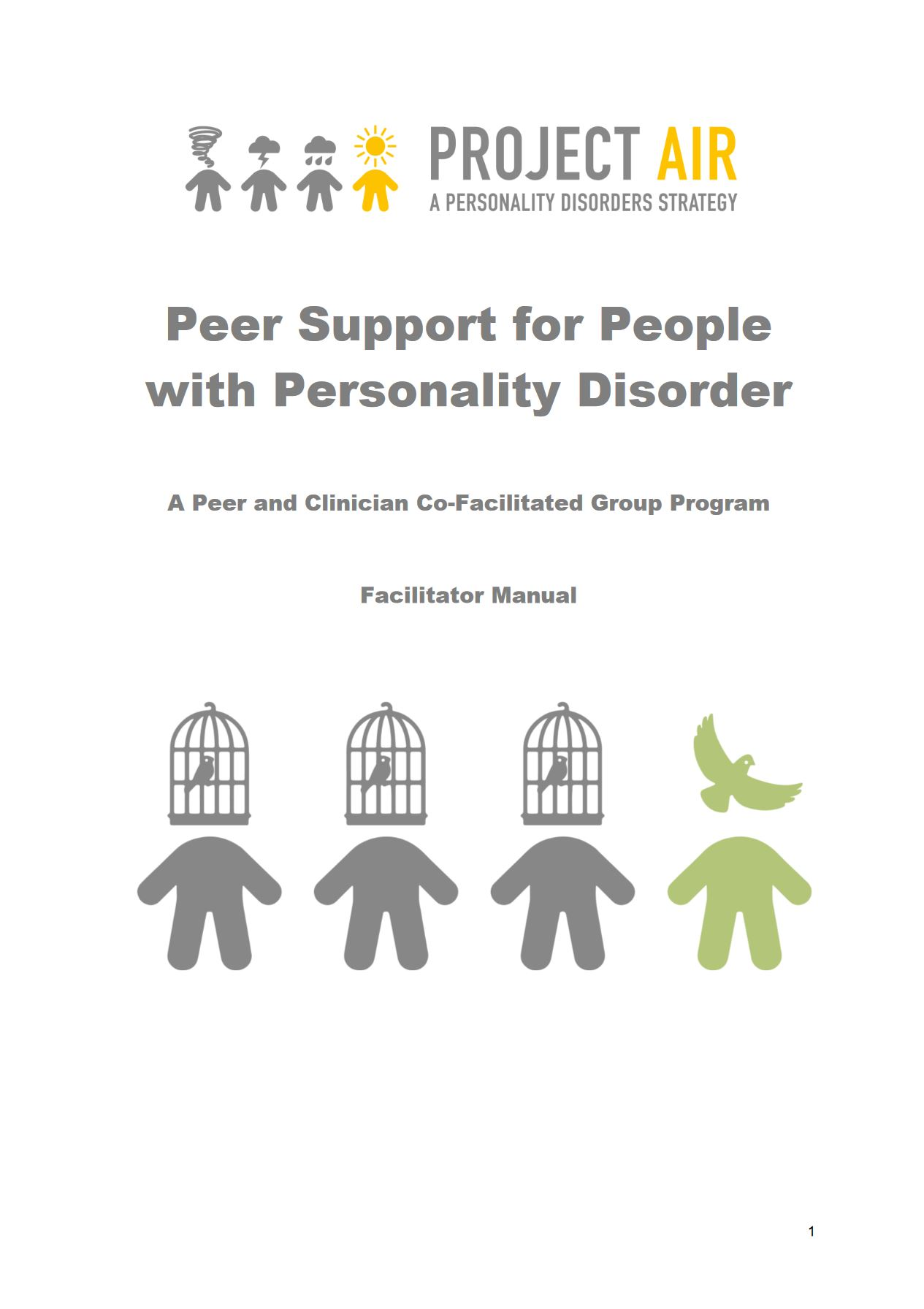 Peer Support for PD
