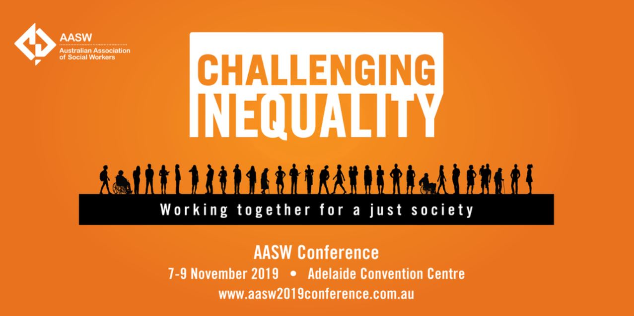 AASW conference logo
