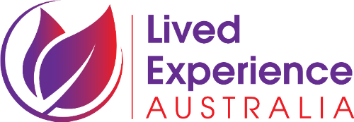 Lived Experience Australia logo