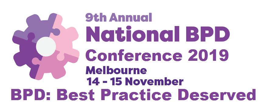 BPD Conference 2019 logo