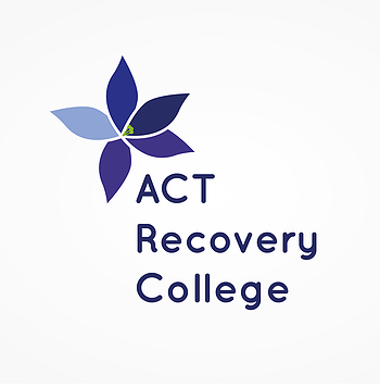ACT Recovery College logo