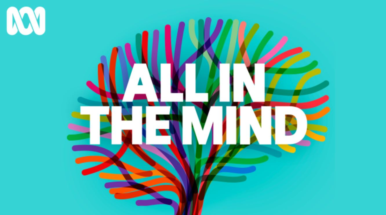 All in the Mind logo