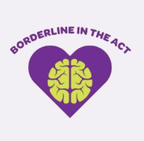 Borderline in the ACT logo