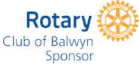 Logo Rotary Club of Balwyn Sponsor