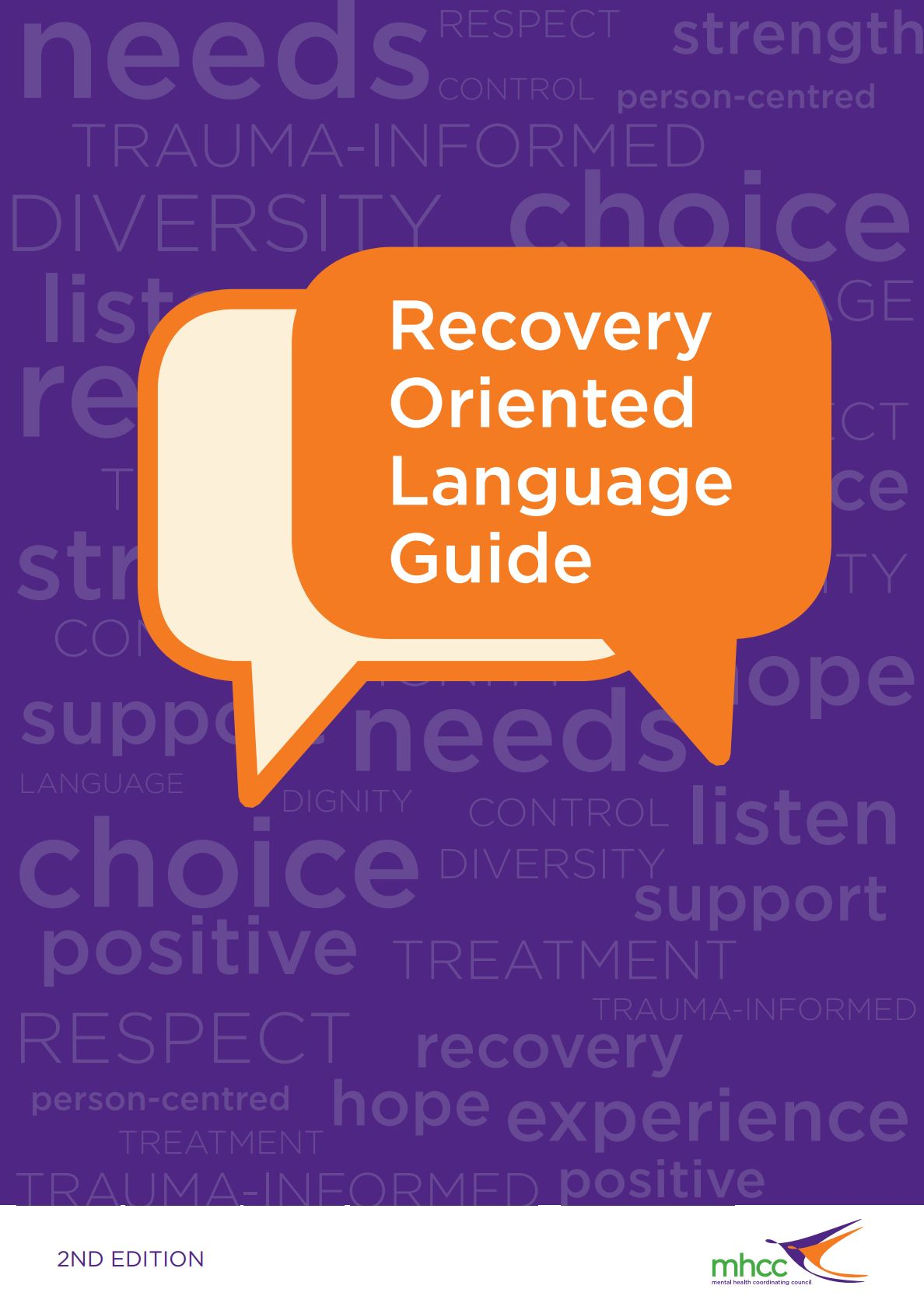 Recovery Oriented Language Guide
