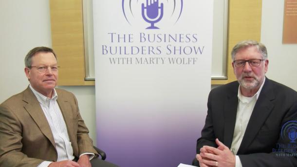 Wayne Baker on Business Builders Show