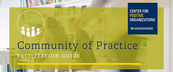 Community of Practice Facilitation Guide