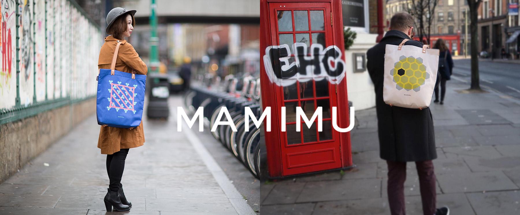 MAMIMU Tokyo: Japanese lifestyle brand for urban nomads
