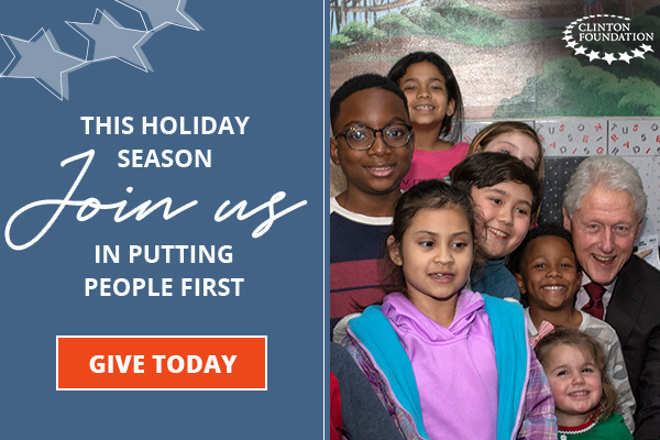 This Holiday Season Join Us In Putting People First