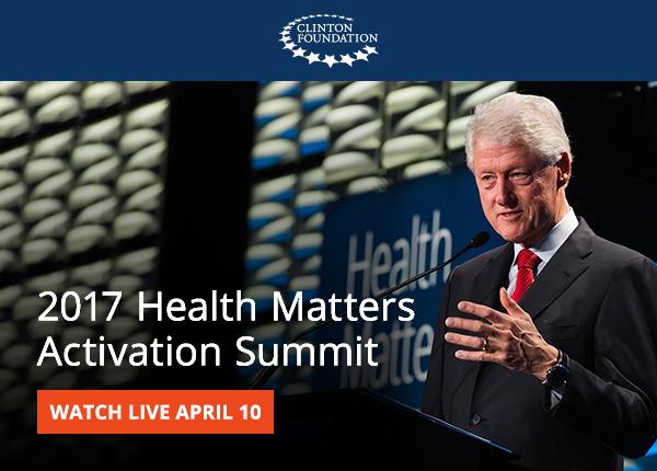 2017 Health Matters Activation Summit