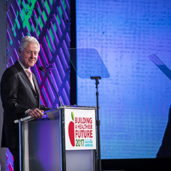 President Clinton on Childhood Health