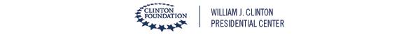 Clinton Foundation | Clinton Presidential Center