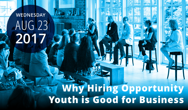 Why Hiring Opportunity Youth is Good for Business