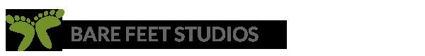 Bare Feet Studios logo