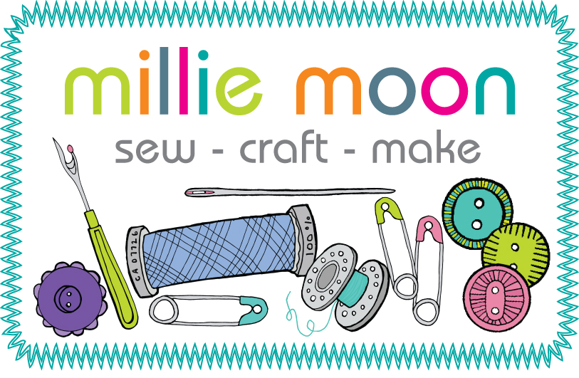 millie moon logo