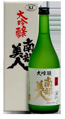 Nanbu Bijin Junmai Daiginjo