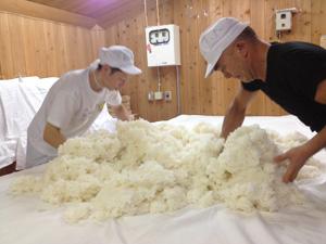Miyasaka Brewery Workers