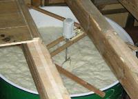 Yeast Being Stirred
