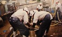 Ishimoto Brewery Workers
