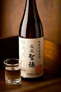Seitoku Junmai Ginjo Genshu