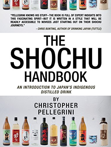 The Shochu Handbook