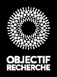 Objectif Recherche Logo