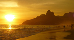 Brasilien Strand