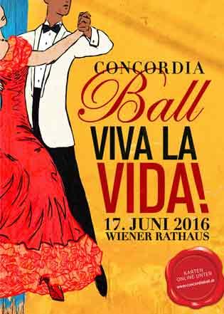 Flyer: Concordia Ball