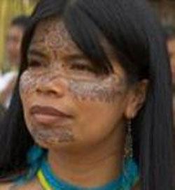 Patricia Gualinga: Die Welt im Zenit