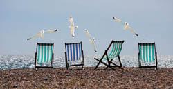Strandstühle