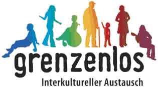 Logo: Grenzenlos - Interkultureller Austausch