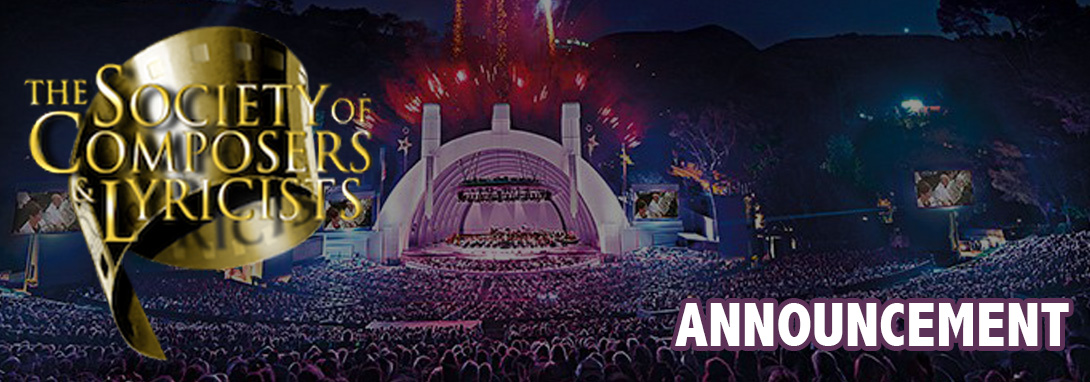 The Society of Composers and Lyricists Seminar: SCL 2015 Annual Picnic and Concert at the Hollywood Bowl