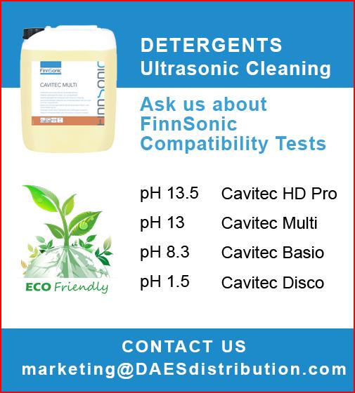 ultrasonic detergent