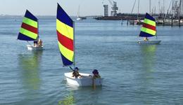 TACKERS fleet boats