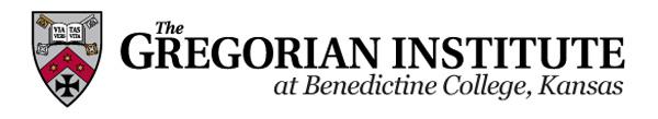 The Gregorian Institute at Benedictine College, Kansas