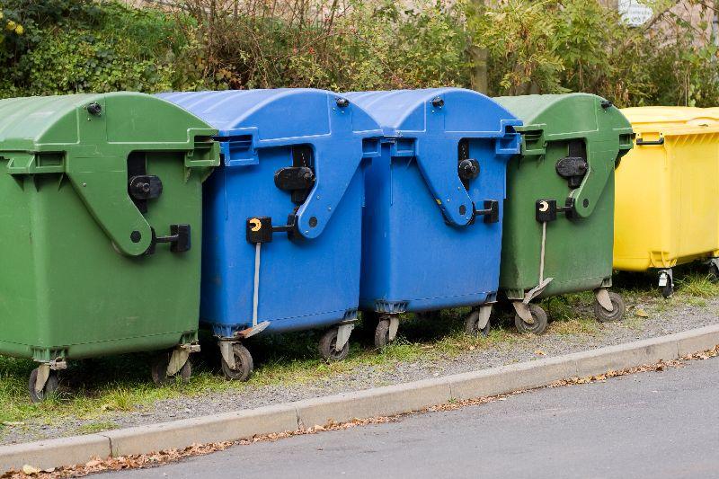 Dotace na odpadové hospodářství